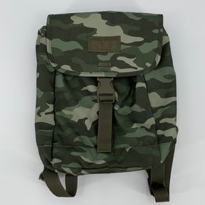 PINK Victoria's Secret Camo Backpack Camouflage